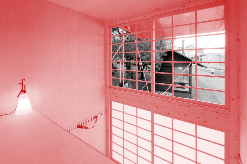muji-hut-of-aluminium-Jasper-Morrison-interior